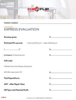 EXPRESS EVALUATION